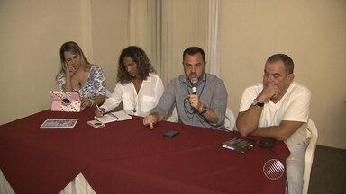 Moradores e líderes comunitários de Itapuã se reúnem para discutir a segurança no bairro - A comunidade também pediu a participação da PM na reunião, mas nenhum representante da corporação foi ao encontro.