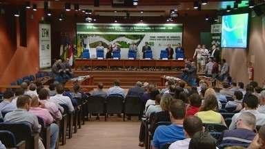Reunião do CAS aprova 48 projetos para industria no AM - Encontro ocorreu nesta quarta-feira (23) em Manaus.