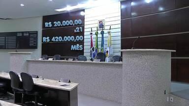 Prefeito de Rondonópolis aprova lei que renova verba indenizatória dos vereadores - Prefeito de Rondonópolis aprova lei que renova verba indenizatória dos vereadores