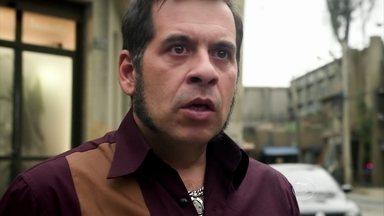 Genésio vê Nelson se despedindo de Marlene - O sócio do Jurema Hall descobre então que o filho de Marlene é seu