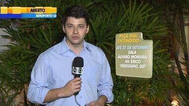 Confira sugestões para aproveitar o fim de semana na Região Metropolitana de Porto Alegre - Assista ao vídeo.