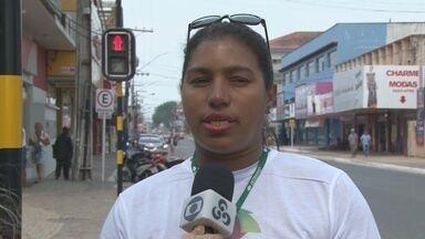 Detran de Ji-Paraná faz ações de conscientização no trânsito - Na Semana Nacional do Trânsito, ações educativas foram realizadas durante toda a semana.