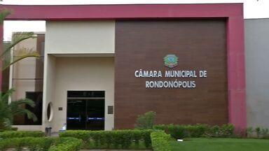 Polêmica em torno da lei sancionada sobre verba indenizatória para vereadores em MT - Polêmica em torno da lei sancionada sobre verba indenizatória para vereadores em Rondonópolis