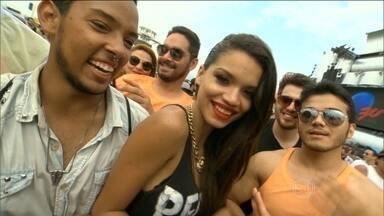 Rock in Rio tem dia pop neste sábado (26) - Nomes como Lulu Santos e Sam Smith vão passar pelo palco mundo nesta noite dedicada ao pop no Rock in Rio, mas a grande atração deste sexto dia de festival é a cantora Rihanna.