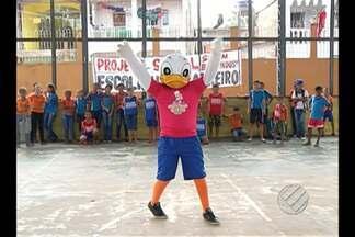 Galerinha treina forte para fazer bonito na Corridinha do Círio - Evento acontece domingo, dia 4, em Belém.
