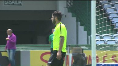 Ney Franco terá retornos importantes contra o Atlético-MG - Treinador terá as voltas de Henrique Almeida e Negueba. Na zaga, Rafael Marques deve ser o substituto de Juninho, expulso na última rodada