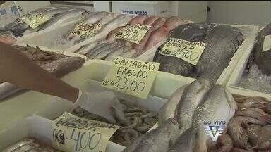 Semana do Peixe promete bons preços para as compras deste fim de semana - Se você quer preparar um prato especial para o fim de semana, com pescado, pode comprar com desconto. Em tempos de crise, essa palavra sempre vai bem, é a Semana do Peixe.