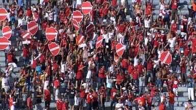 Vila Nova tem jogo decisivo quarta-feira (7) - Time goiano joga contra Portuguesa. Ingressos já estão sendo vendidos.