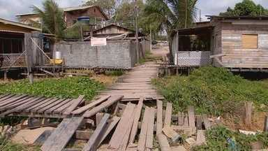 Homem assassinado no bairro Nova Esperança seria vítima de execução - Um homem foi assassinado no bairro Nova Esperança. A polícia diz que foi mais uma execução no bairro, que já teve outros três casos.