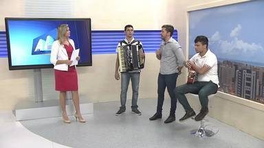 Banda Forró Frazão realiza show em Maceió - Grupo fala sobre evento realizado nesta sexta-feira (2).