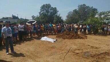 Prefeito morre após ser baleado em Elias Fausto, SP - A Polícia acredita que o crime tenha sido encomendado.