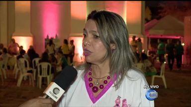 Outubro Rosa chama a atenção para o combate e prevenção do câncer de mama - Outubro Rosa chama a atenção para o combate e prevenção do câncer de mama