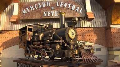 Mercado Central é inaugurado em Ribeirão das Neves - Moradores e comerciantes comemoram novo ponto