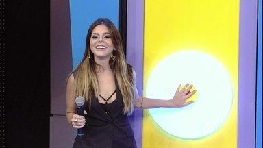 Giovanna Lancellotti acerta música da cantora Roxette - Naíma, ex-participante do Iluminados sai da porta 2