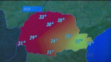 Confira a previsão do tempo para segunda-feira (5) - Confira como fica a previsão do tempo para esta segunda-feira (5)