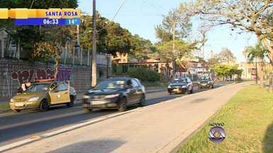 Confira as informações do trânsito no amanhecer desta segunda-feira (5) no RS - Assista ao vídeo.