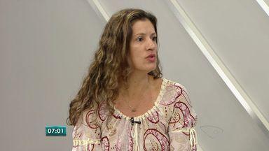 MP-ES explica as novas regras no código de defesa do consumidor - Promotora Andra Lengruber destaca as mudanças.