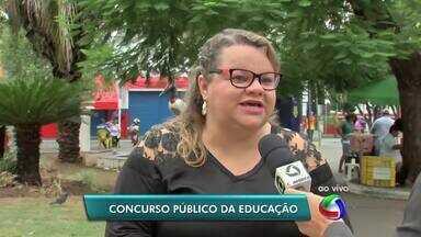 Prefeitura abre inscrições para concurso público com mais de 3 mil vagas na Educação - Prefeitura abre inscrições para concurso público com mais de 3 mil vagas na Educação