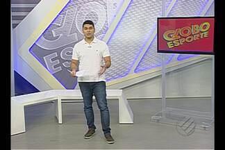 Assista o Globo Esporte desta segunda-feira, dia 5 - Assista o Globo Esporte desta segunda-feira, dia 5