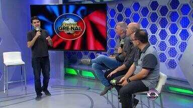 Veja o bloco do Grêmio no Central Gre-Nal desta segunda (5) - Assista ao vídeo.