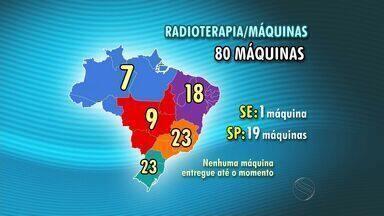 Situação da radioterapia em Sergipe é de entrevista - Situação da radioterapia em Sergipe é de entrevista.