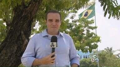Seleção Olímpica do Brasil deve chegar a Manaus nesta segunda-feira (5) - Equipe participa de dois jogos nos dias 9 e 12 na capital.