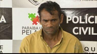JPB2JP: Está preso o homem acusado de matar a companheira e a filha dela - Ele negou que o crime foi motivado pelo amor não correspondido pela enteada.
