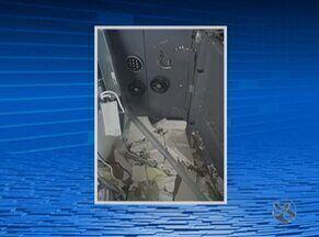 Caixa eletrônico é explodido em posto de autoatendimento no Agreste - Crime ocorreu em Santa Maria do Cambucá.