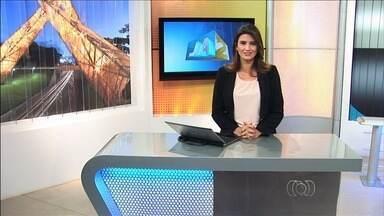 Veja os destaques do Jornal Anhanguera 2ª Edição desta segunda-feira (5) - Polícia apreende produtos fora do prazo de validade em supermercado de Aparecida de Goiânia.