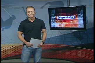 Íntegra Esporte D - 06/10/2015 - O programa desta terça-feira mostoru os resultados da Liga Esporte D na rodada do Brasileirão deste fim de semana e o último treino do Mogi Basquete, que enfrenta o Paulistano no primeiro jogo das semifinais nesta terça-feira.