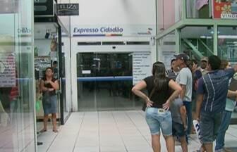 Serviços do Expresso Cidadão são suspensos em Caruaru - Secretaria de Administração do estado informou que está negociando pendências financeiras.