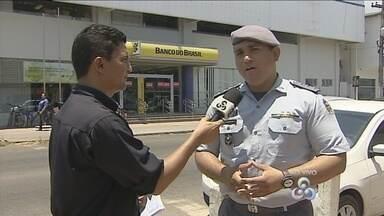 Bandidos levam mais de R$ 190 mil de dois bancos no Amapá - Bandidos conseguiram levar mais de 190 mil reais em dinheiro de dois bancos ontem no estado. Ainda houve uma tentativa de assalto em outra agência.