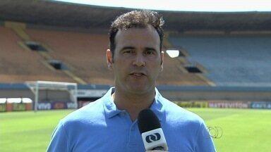Comentarista analisa crise do Goiás no Campeonato Brasileiro - Para Kleber Guerra, técnico Artur Neto tem de recuperar a confiança e a motivação dos jogadores para evitar o rebaixamento.