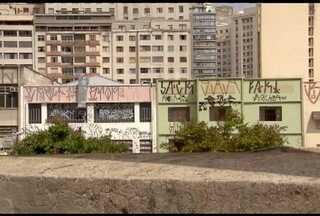 MP pede da prefeitura de BH medidas mais rígidas de combate a pixações - Belo Horizonte é uma das cidades mais sujas por pixações do Brasil.