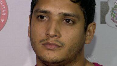 Homem que estava na lista dos dez mais procurados é preso no ES - Luiz Carlos Soares dos Santos estava em Guarapari no momento da prisão.Ele é suspeito de participação em quase 20 homicídios.