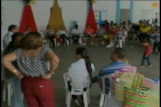 A Funase realizou um encontro entre internos e ex-internos da unidade - O objetivo foi mostrar aos jovens que é possível recomeçar e seguir uma nova vida.