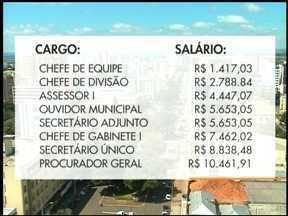 Cerca de 14% dos servidores municipais de Erechim, RS, são cargos comissionados - Tem secretarias com mais CCs do que concursados.