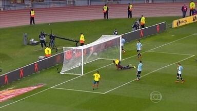 Argentina estreia com derrota nas Eliminatórias da Copa do Mundo - Assim como o Brasil, a Argentina também estreou com derrota nas Eliminatórias. Confira os gols dessa primeira rodada.