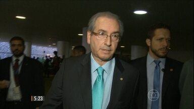 Psol vai pedir a cassação do mandato de Eduardo Cunha - Partido anunciou medida contra o presidente da Câmara na quinta-feira, 8