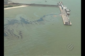 Limpeza em área de naufrágio pode durar até 6 meses - CDP informou que o trabalho na área será realizado em etapas.