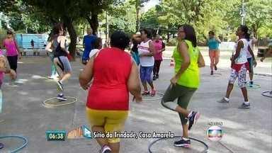 Sobrepeso atinge 52% dos brasileiros e provoca problemas de saúde - Médico explica riscos do sobrepeso e lembra que praticar atividades físicas é uma saída para manter a saúde