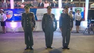 Novo comandante assume Polícia Militar do AM - Solenidade de transmissão de cargo foi realizada em Manaus.