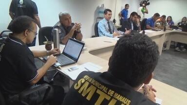 Trânsito de Manaus terá alterações para amistosos da Seleção Brasileira - Seleção Olímpica de futebol joga nesta sexta (9) e na segunda (12).Manaustrans fará intervenções no tráfego de veículos no entorno da Arena.