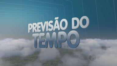 Confira a previsão do tempo para esta sexta-feira na região de Campinas - Confira a previsão do tempo para esta sexta-feira (9) na região de Campinas.