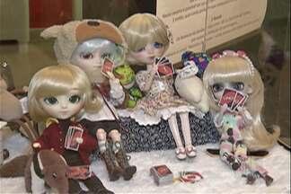 Confira as dicas culturais para o final de semana no Alto Tietê - Estação Literária de Guararema recebe exposição de bonecas coreanas.