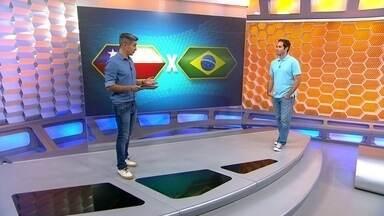 Brasil perde para o Chile na estreia das Eliminatórias; Caio analisa - Brasil perde para o Chile na estreia das Eliminatórias; Caio analisa