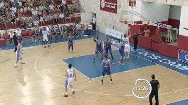 São José está na final do Campeonato Paulista de basquete - Equipe venceu o Rio Claro nesta quinta.