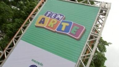 TEM Arte será no Mary Dota em Bauru neste domingo - Neste domingo, véspera do dia das crianças, tem festa no Mary Dota. O TEM Arte, projeto da TV TEM com apoio do Sesi, leva um dia inteiro de muita diversão.
