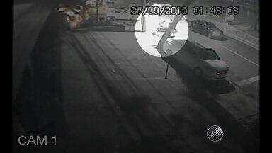 Novas imagens mostram agressão a empresário na Pituba - Acusados já prestaram depoimento à polícia.