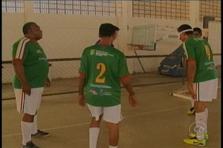 Equipe de Futebol de Cinco de Petrolina treina para Copa Brasil - Por conta de problemas financeiros, o time ainda não sabe se vai poder participar da competição